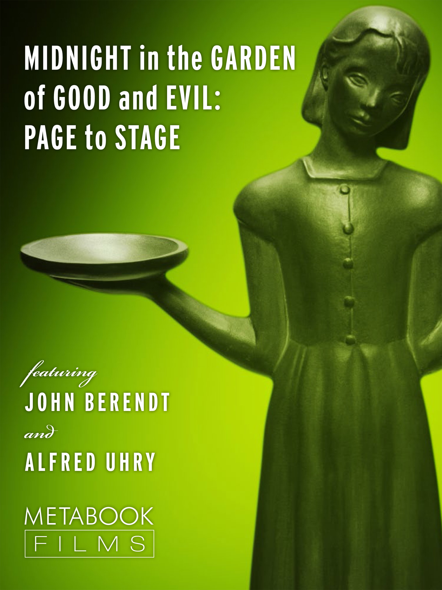 Midnight in the Garden of Good and Evil: Page to Stage